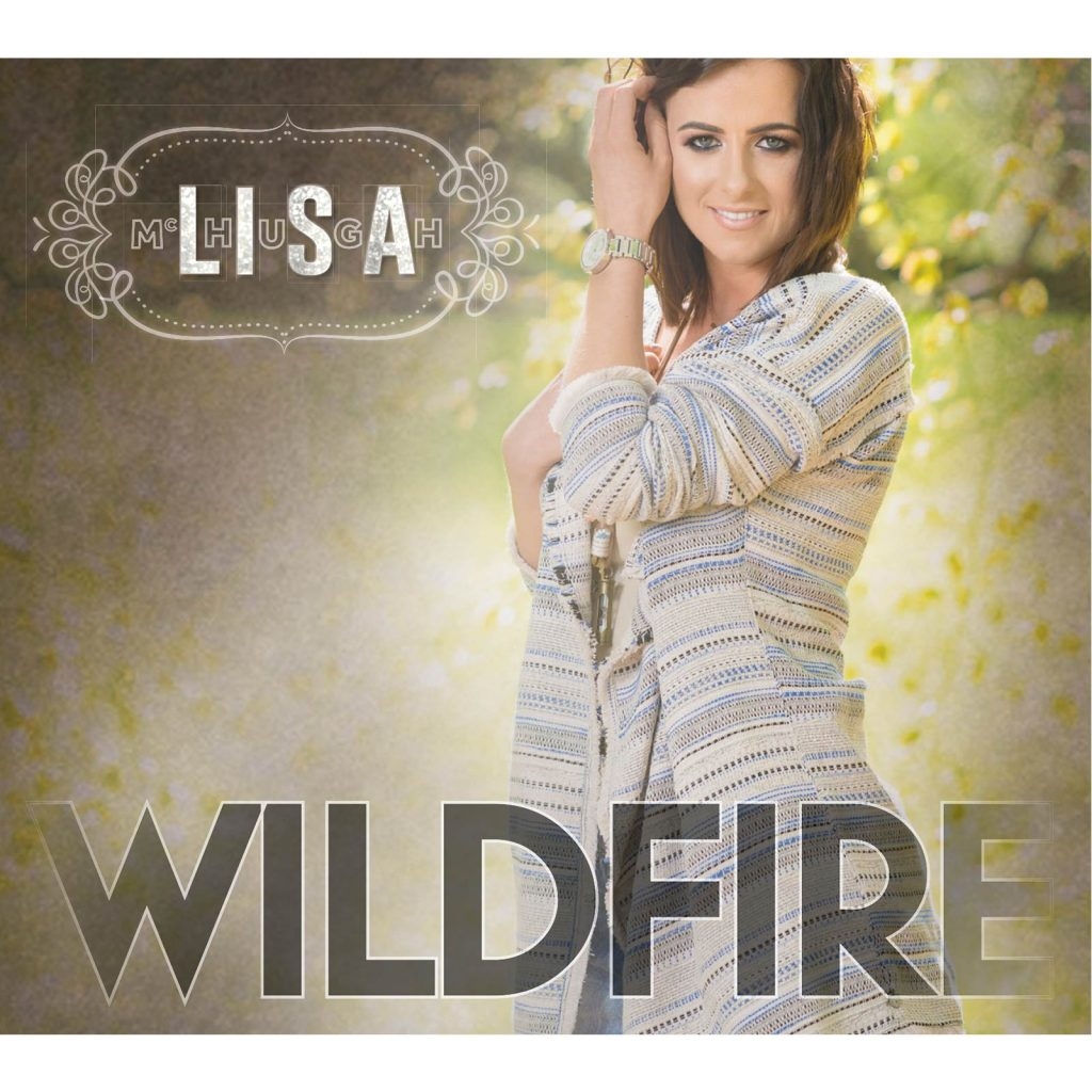 Lisa McHugh CD - WILDFIRE Album