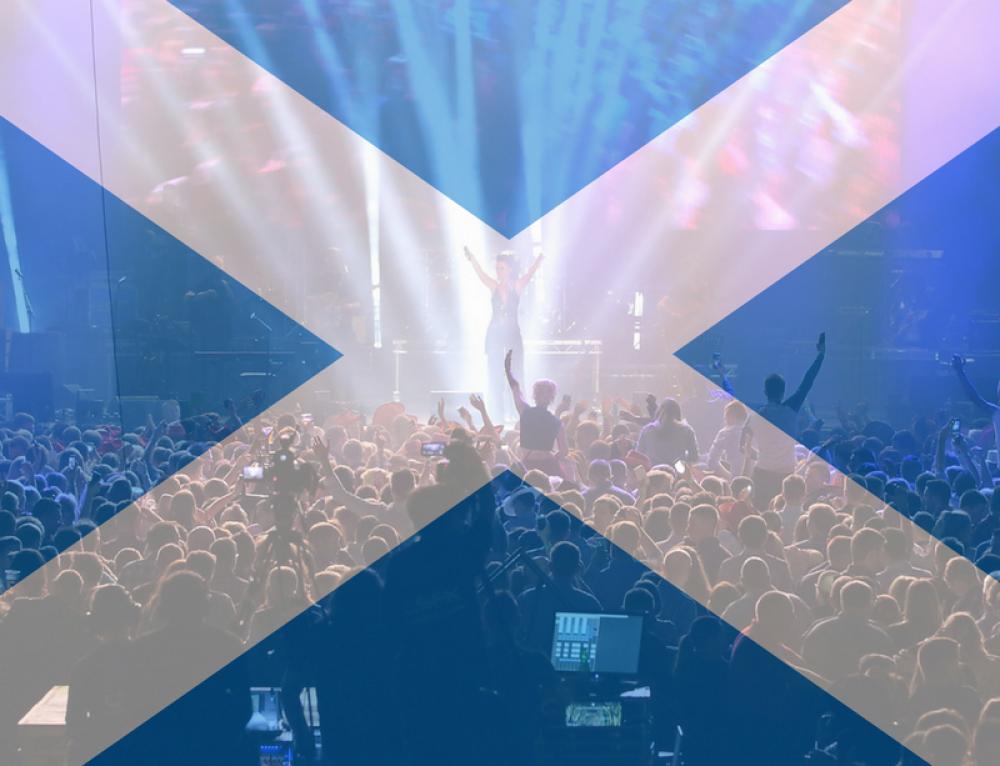 Lisa McHugh Returns to Scotland – St Patrick's Weekend 2018