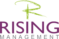 rising management logo
