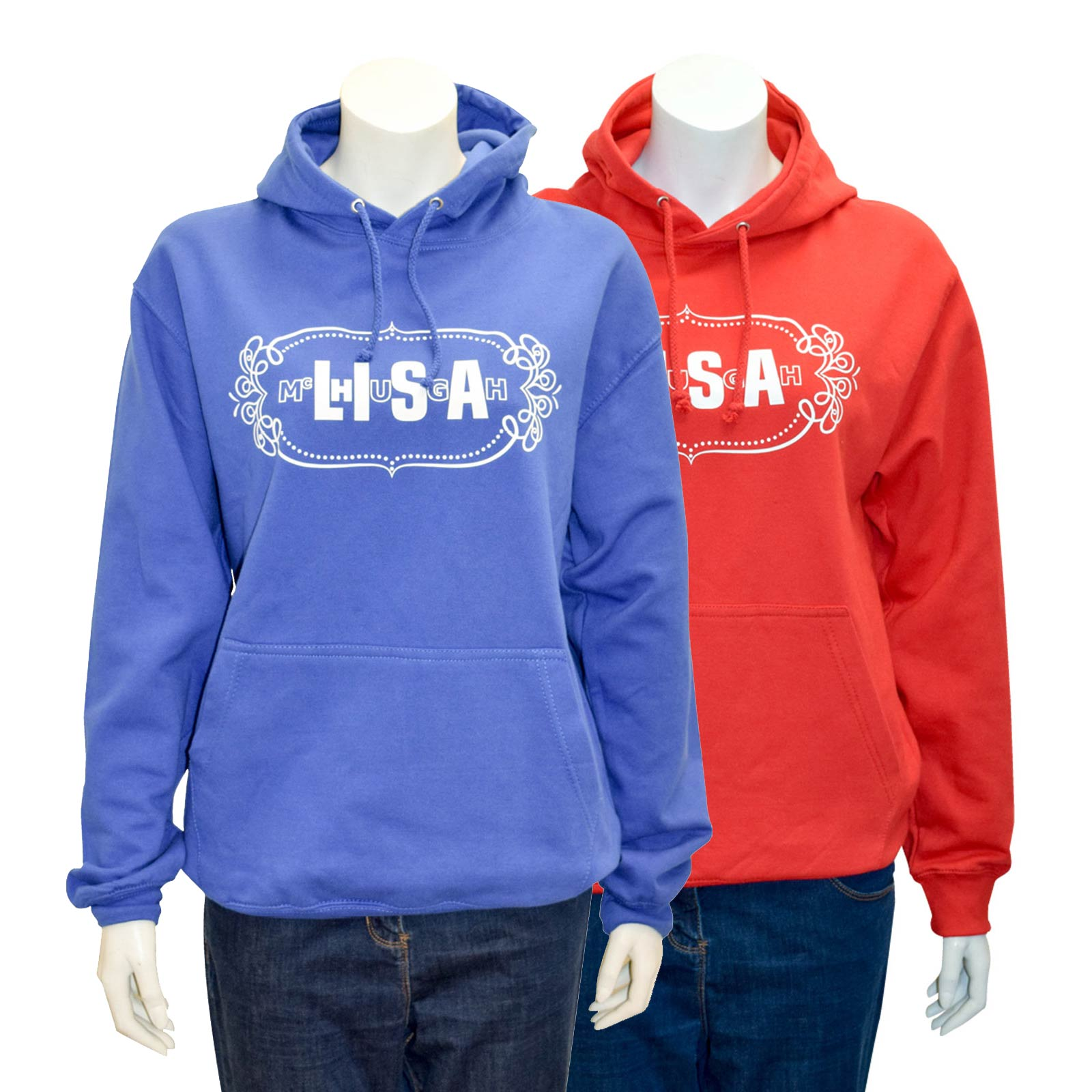 lisa mchugh adult hoodies