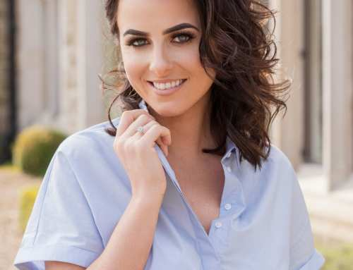 LISA McHUGH LAPS UP CONTINENTAL BREAK IN ADVANCE OF TULLYGLASS HOUSE HOTEL APPEARANCE